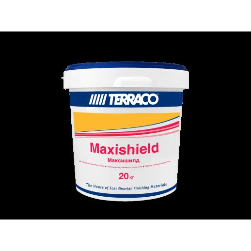 Матовая акриловая краска для фасадных работ Terraco (Максишилд) 20кг