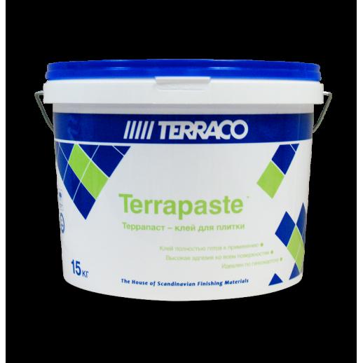 Клей для фасадных работ Террапаст Terraco 15кг